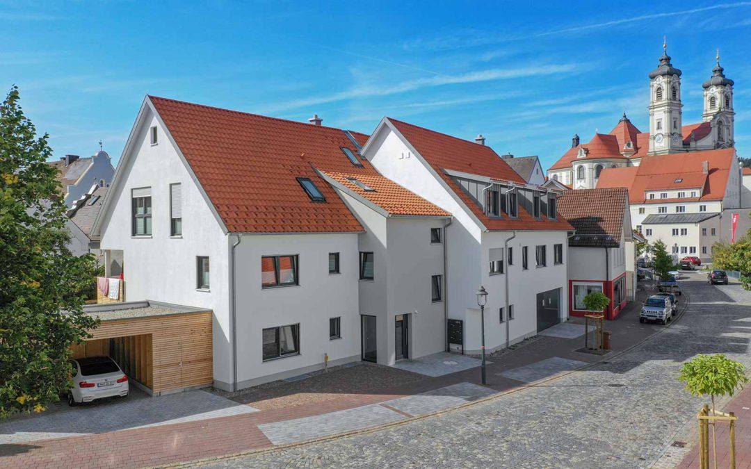 Neubau in Ottobeuren