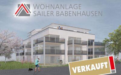 Wohnanlage Sailer Babenhausen